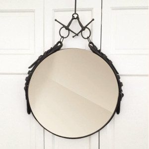 The bridle mirror. (Photo via www.octoberdesigncompany.com).