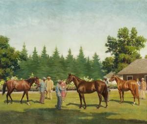 Saratoga Yearling Sale
